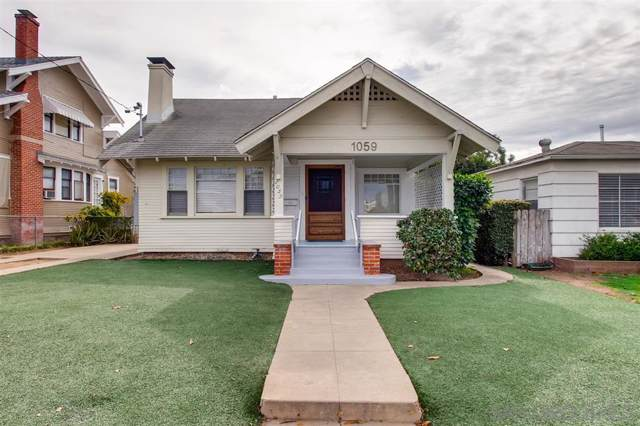1059 Lincoln Ave, San Diego, CA 92103 (#190062423) :: Cane Real Estate