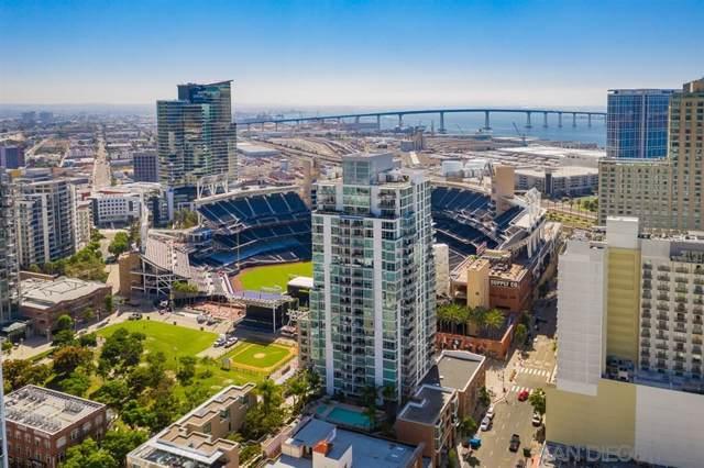 325 7th Avenue #204, San Diego, CA 92101 (#190062430) :: Neuman & Neuman Real Estate Inc.