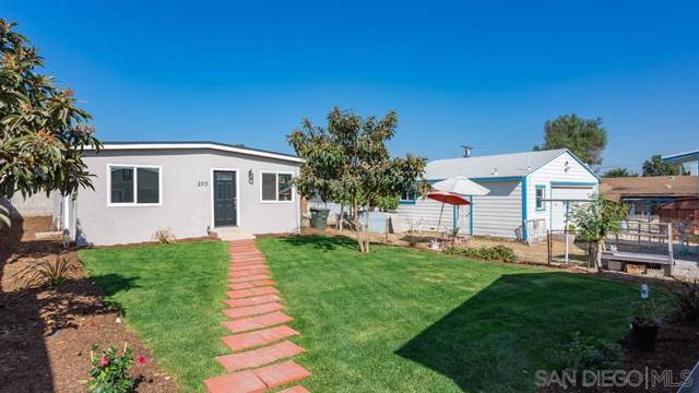 2309-2311, 2313 E 18Th St, National City, CA 91950 (#190062442) :: Whissel Realty