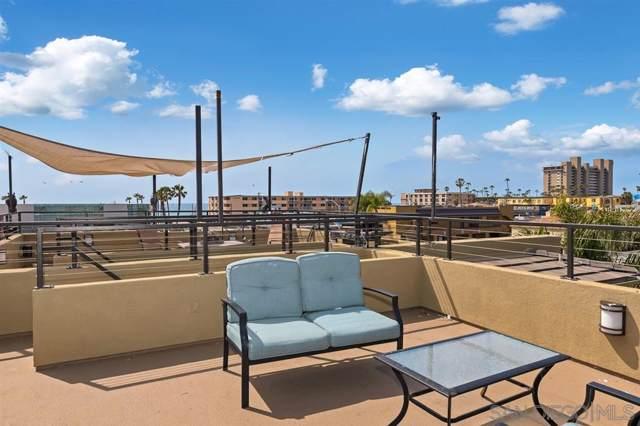 835 Felspar St, San Diego, CA 92109 (#190062499) :: Neuman & Neuman Real Estate Inc.