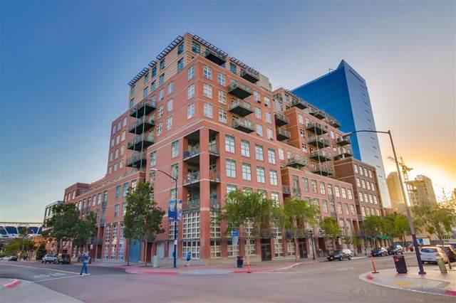 877 Island Ave #607, San Diego, CA 92101 (#190062503) :: Neuman & Neuman Real Estate Inc.