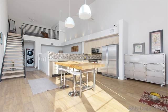 1465 C St #3611, San Diego, CA 92101 (#190062520) :: Neuman & Neuman Real Estate Inc.
