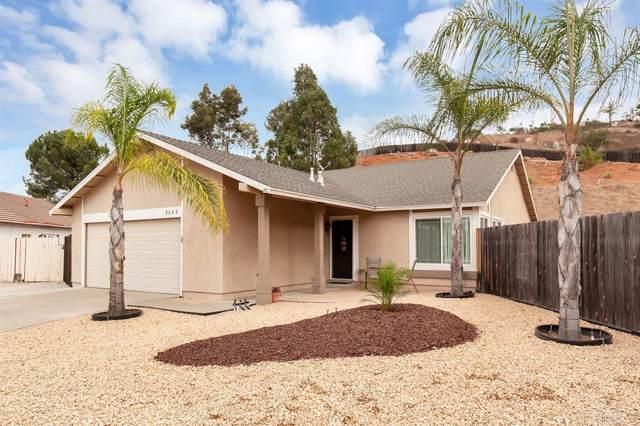 2086 Darlington Ct, El Cajon, CA 92019 (#190062525) :: Cane Real Estate