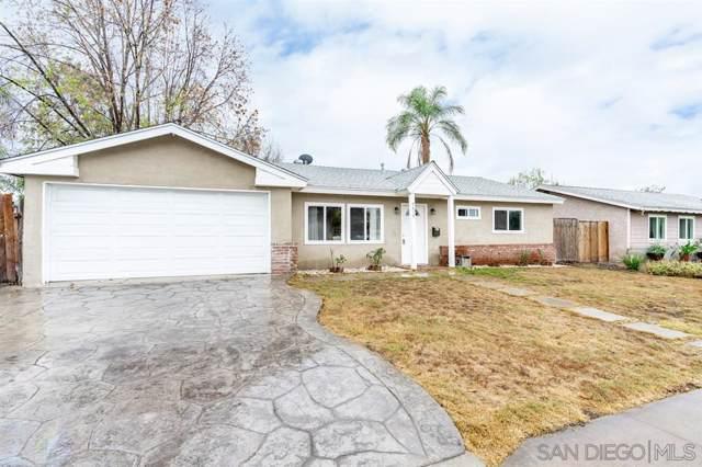 9619 Mast, Santee, CA 92071 (#190062532) :: SunLux Real Estate