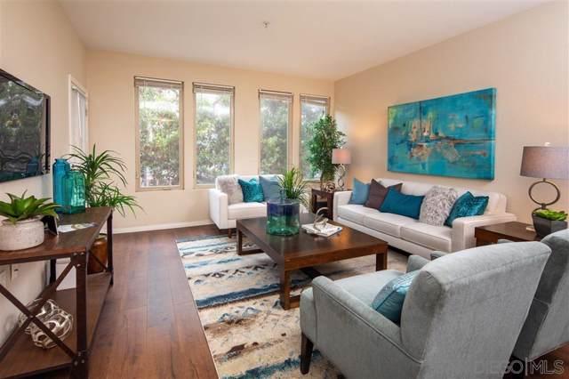 330 J Street #210, San Diego, CA 92101 (#190062541) :: The Yarbrough Group