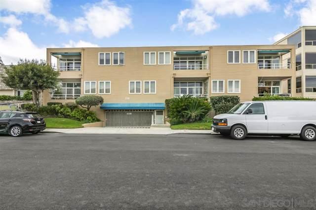 376 San Antonio Ave C4, San Diego, CA 92106 (#190062544) :: The Yarbrough Group