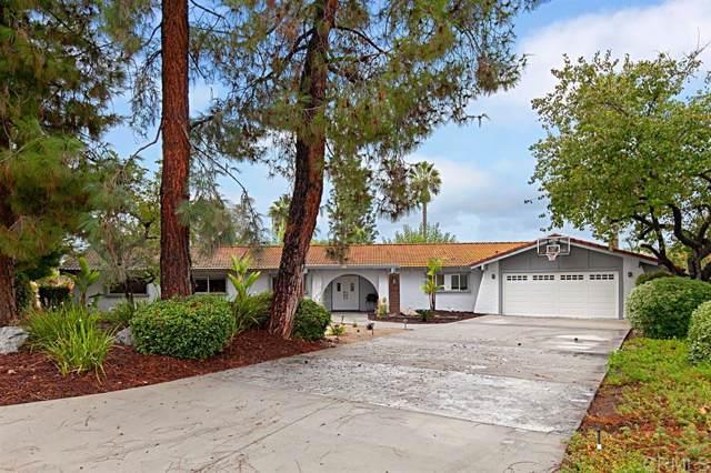 1630 Fuerte Hills Dr, El Cajon, CA 92020 (#190062555) :: Cane Real Estate