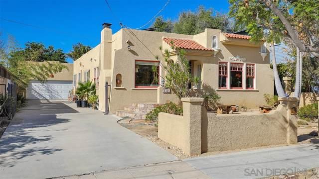1344 Edgemont St, San Diego, CA 92102 (#190062608) :: Whissel Realty