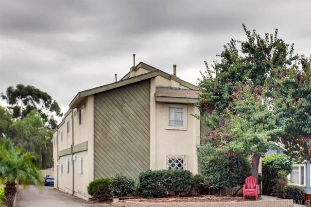 2929 B St #1, San Diego, CA 92102 (#190062632) :: Neuman & Neuman Real Estate Inc.