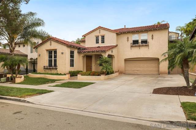 1477 Old Janal Ranch Rd, Chula Vista, CA 91915 (#190062695) :: Whissel Realty