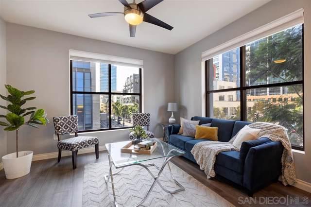1150 J Street #319, San Diego, CA 92101 (#190062753) :: Cay, Carly & Patrick | Keller Williams