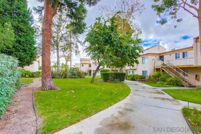 4110 Mount Alifan Pl H, San Diego, CA 92111 (#190062817) :: The Stein Group