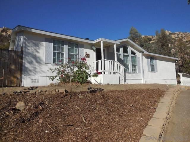 14625 Mussey Grade Rd M25, Ramona, CA 92065 (#190062843) :: Neuman & Neuman Real Estate Inc.