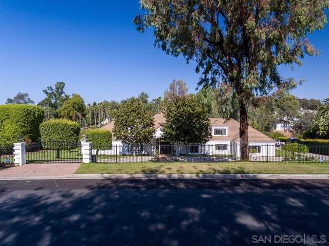 17423 Circa Del Sur, Rancho Santa Fe, CA 92067 (#190062889) :: COMPASS