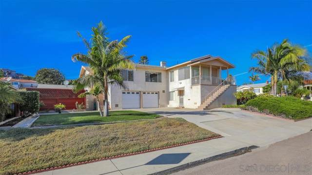 1376 Evergreen St., San Diego, CA 92106 (#190062899) :: Neuman & Neuman Real Estate Inc.