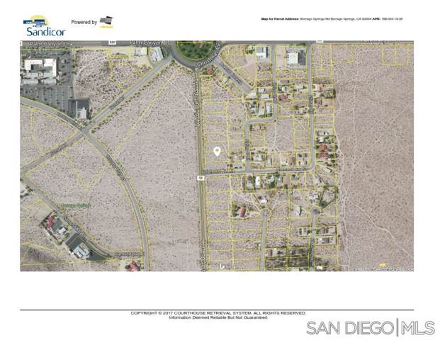 Lot 39 Borrego Springs Rd #39, Borrego Springs, CA 92004 (#190062932) :: Neuman & Neuman Real Estate Inc.