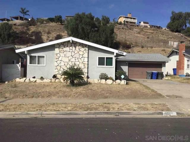 1488 El Prado Avenue, Lemon Grove, CA 91945 (#190062957) :: Keller Williams - Triolo Realty Group