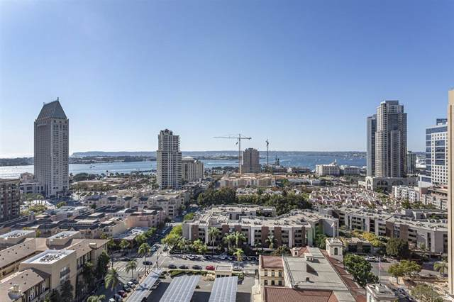 700 Front Street #1502, San Diego, CA 92101 (#190062958) :: The Stein Group