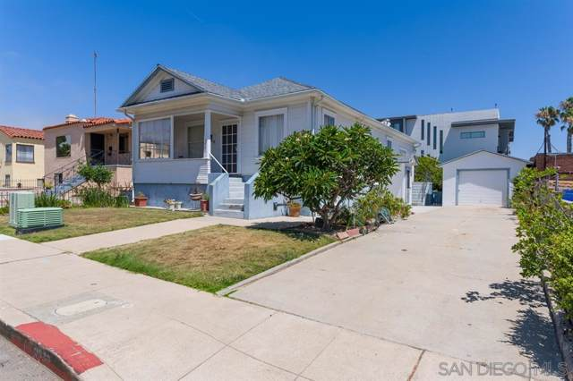 3020 Byron, San Diego, CA 92106 (#190062998) :: Neuman & Neuman Real Estate Inc.