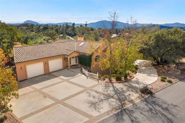 2003 Via Del Torrie, Alpine, CA 91901 (#190063137) :: Neuman & Neuman Real Estate Inc.