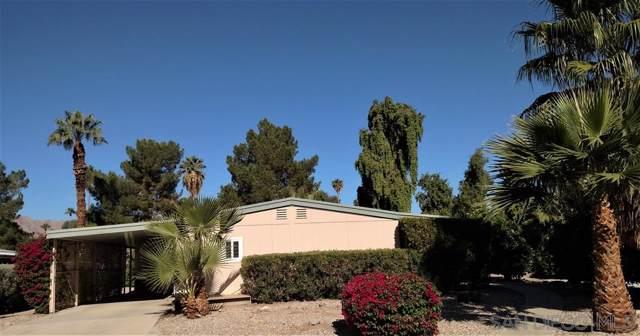 1010 Palm Canyon Dr #260, Borrego Springs, CA 92004 (#190063193) :: Cay, Carly & Patrick | Keller Williams
