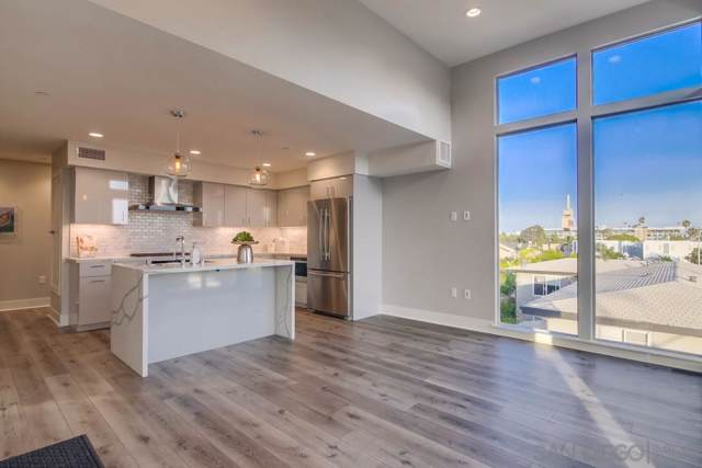3030 Jarvis St #7, San Diego, CA 92106 (#190063254) :: The Stein Group