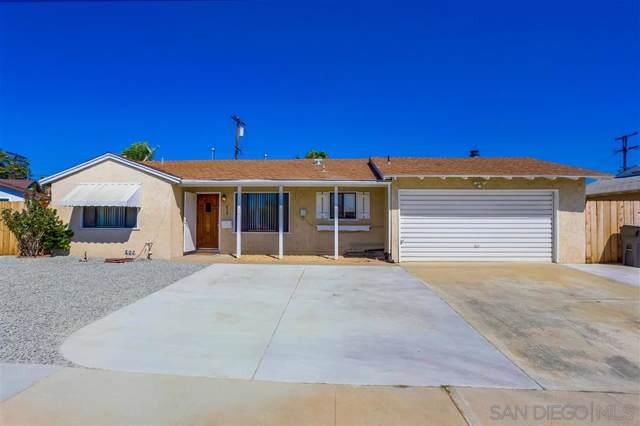 639 Verdin St, El Cajon, CA 92019 (#190063260) :: Neuman & Neuman Real Estate Inc.