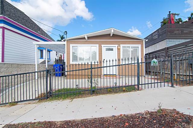2558 F St, San Diego, CA 92102 (#190063274) :: Neuman & Neuman Real Estate Inc.