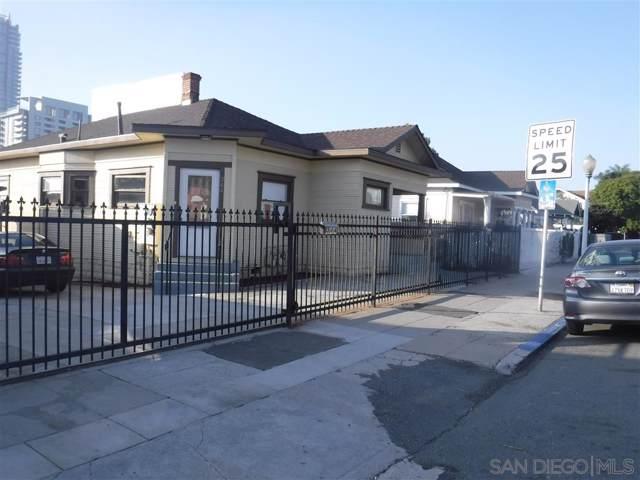344-46 19th St, San Diego, CA 92102 (#190063286) :: Neuman & Neuman Real Estate Inc.