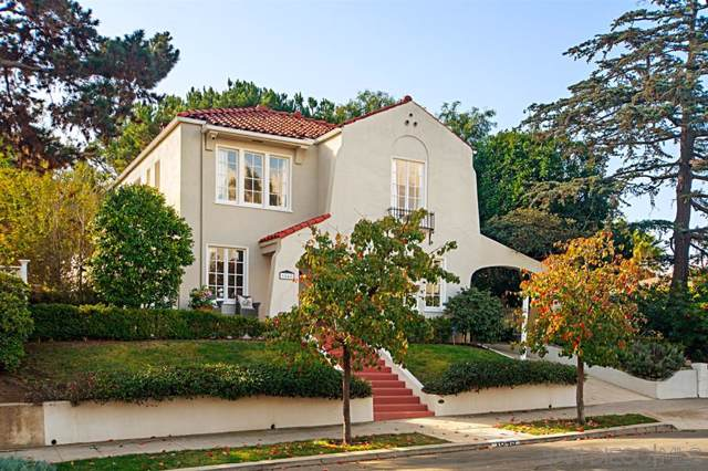 1845 Sheridan Ave, San Diego, CA 92103 (#190063291) :: The Stein Group