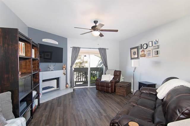 3908 60th St #119, San Diego, CA 92115 (#190063346) :: Allison James Estates and Homes