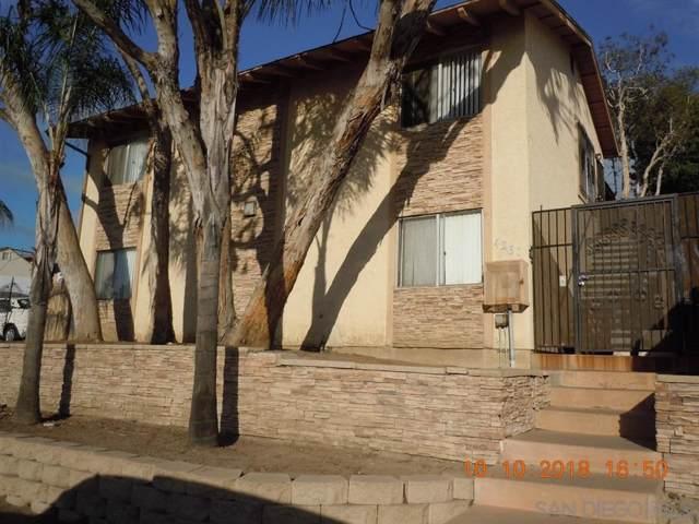 4261 49th Street #5, San Diego, CA 92115 (#190063374) :: Allison James Estates and Homes