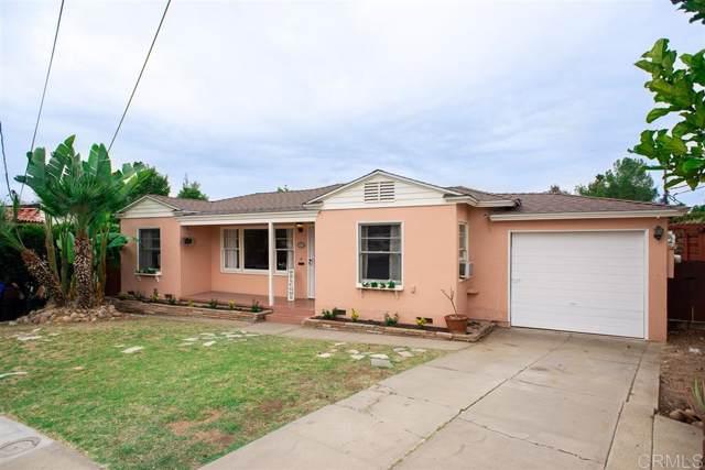 5408 Siesta Dr., San Diego, CA 92115 (#190063403) :: Allison James Estates and Homes