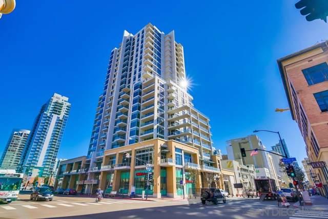 575 6th #309, San Diego, CA 92101 (#190063425) :: Neuman & Neuman Real Estate Inc.