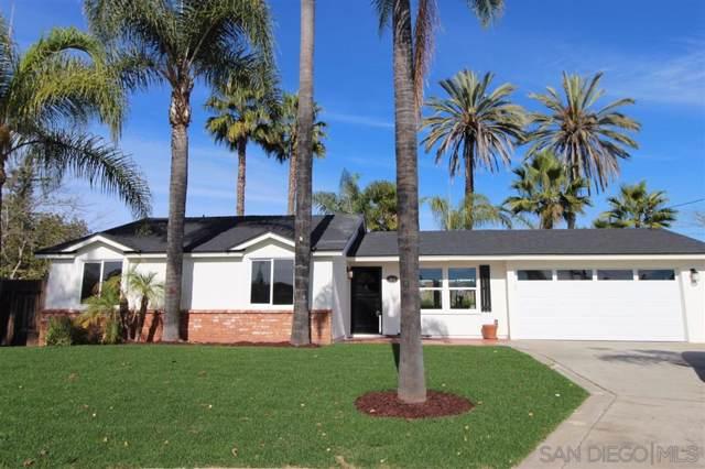 1572 Condor Ave, El Cajon, CA 92019 (#190063508) :: Whissel Realty