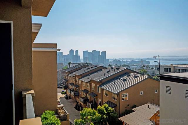 2330 1st Avenue #308, San Diego, CA 92101 (#190063529) :: Dannecker & Associates