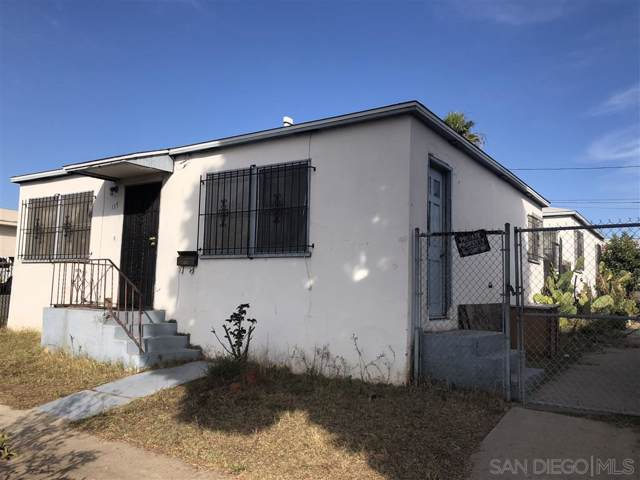 117 Roosevelt Ave, National City, CA 91950 (#190063569) :: Whissel Realty