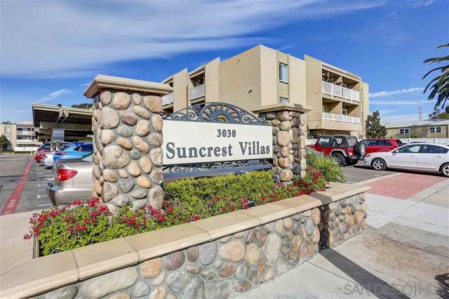 3030 Suncrest Dr #709, San Diego, CA 92116 (#190063635) :: The Stein Group
