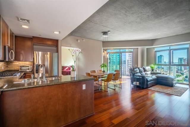 801 Ash St #803, San Diego, CA 92101 (#190063654) :: Allison James Estates and Homes
