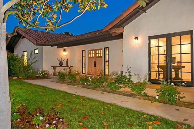 7337 La Soldadera, Rancho Santa Fe, CA 92067 (#190063755) :: Keller Williams - Triolo Realty Group