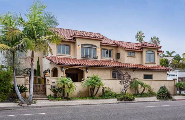 911 4th Street, Coronado, CA 92118 (#190063801) :: Neuman & Neuman Real Estate Inc.