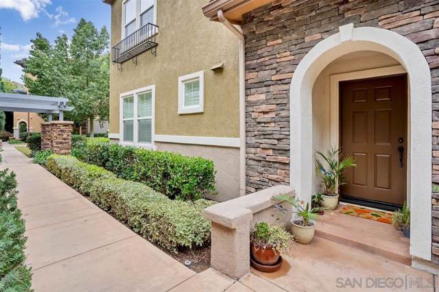 12 Via Montisi, Santee, CA 92071 (#190063828) :: Whissel Realty