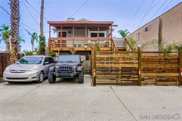 4342 39th Street, San Diego, CA 92105 (#190063834) :: The Stein Group