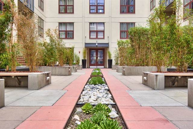 1150 J St. #821, San Diego, CA 92101 (#190063895) :: Whissel Realty