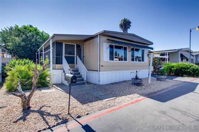 2907 S Santa Fe Ave #83, San Marcos, CA 92069 (#190063912) :: Whissel Realty