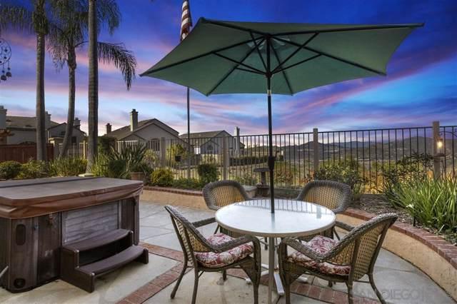 2292 Rock Crest Gln, Escondido, CA 92026 (#190063934) :: Neuman & Neuman Real Estate Inc.