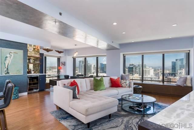 100 Harbor Drive #2106, San Diego, CA 92101 (#190063945) :: Pugh-Thompson & Associates