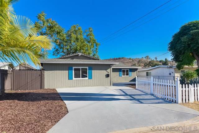 11058 Larkridge Street, Santee, CA 92071 (#190063993) :: Whissel Realty