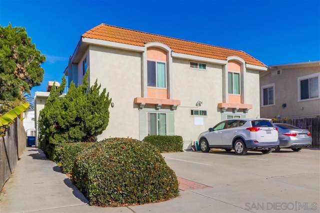 842 Reed Ave, San Diego, CA 92109 (#190064000) :: Neuman & Neuman Real Estate Inc.