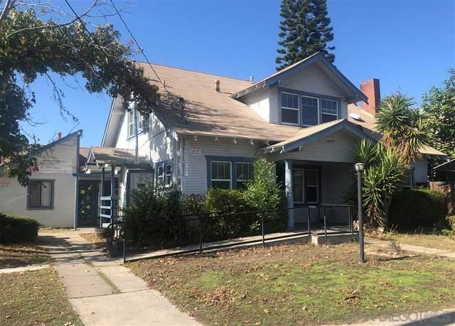4848 Seminole Dr, San Diego, CA 92115 (#190064020) :: Neuman & Neuman Real Estate Inc.
